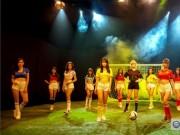 """Bóng đá - Nóng cùng Euro: Hot girl tuyển Ý, Bỉ chung """"tham vọng"""""""