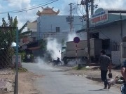 Tin tức trong ngày - Rò rỉ khí độc ở khu dân cư, hàng trăm người tháo chạy