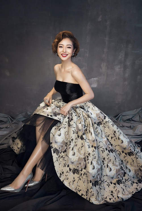 Chọn váy dự tiệc đẹp hoàn hảo cùng Jennifer Phạm