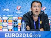 Bóng đá - HLV Bỉ chê tuyển Ý đá quá thực dụng