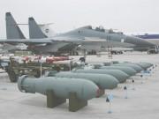 Thế giới - Sức mạnh chiến đấu cơ Su-30MK2 của Không quân Việt Nam