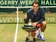 Thể thao - Federer khát khao nối dài kỉ lục ở giải tiền Wimbledon