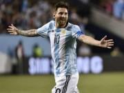 Bóng đá - Argentina – Bolivia: Messi chắc chắn đá chính
