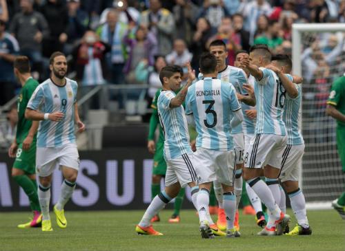 Argentina - Bolivia: Vị thế kẻ mạnh