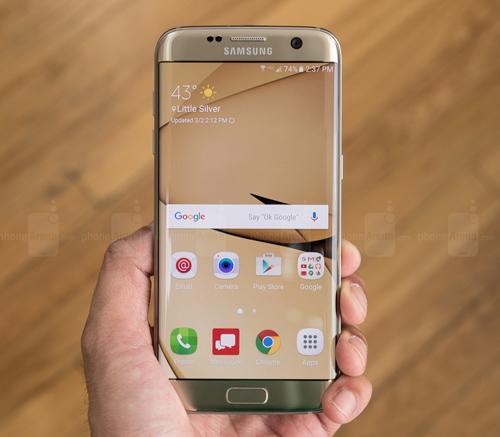 Samsung Galaxy S7 sẽ bán ra 25 triệu đơn vị trong nửa năm nay