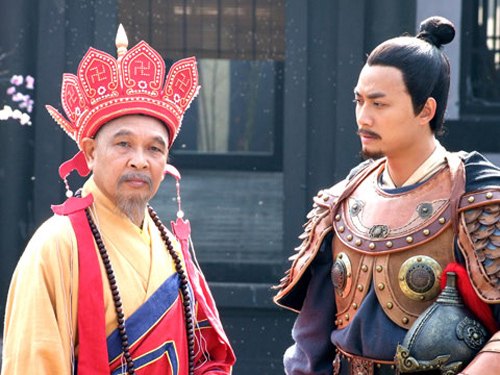 Biến tấu trang phục gây tranh cãi ở phim cổ trang Việt - 6