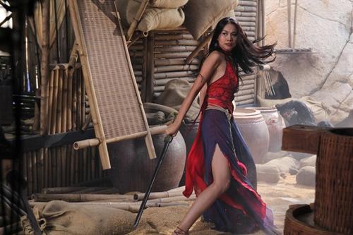 Biến tấu trang phục gây tranh cãi ở phim cổ trang Việt - 4