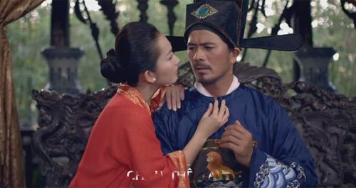 Biến tấu trang phục gây tranh cãi ở phim cổ trang Việt - 3
