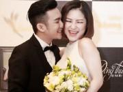 Ca nhạc - MTV - Hương Tràm thẹn thùng khi được Quang Hà ôm hôn