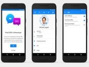 Công nghệ thông tin - Dùng Facebook Messenger làm ứng dụng quản lý SMS