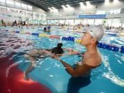 Giáo dục - du học - Dạy bơi miễn phí, 10.000 lượt bơi dành tặng trẻ em Hà Nội