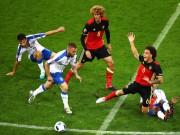 """Bóng đá - Lượt đầu vòng bảng Euro: Ông lớn, """"tí hon"""" đều có quà"""