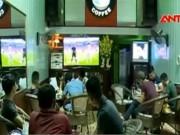 """Video An ninh - Mở quán cà phê """"hốt tiền"""" dân cá độ mùa Euro"""