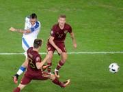 """Bóng đá - TRỰC TIẾP Nga - Slovakia: Khó cho """"Gấu Nga"""""""