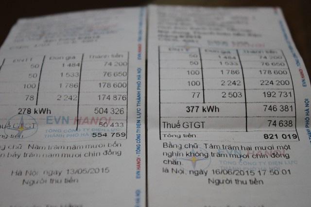Hà Nội: Tiền điện tháng 6 có thể tăng 200% - 1