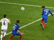 Bóng đá - Pháp - Albania: Bùng nổ phút cuối trận