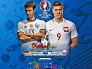 """Bóng đá - Đức - Ba Lan: """"Cỗ xe tăng"""" loay hoay tìm bản ngã"""