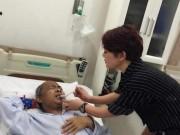Phim - NSƯT Hán Văn Tình khóc rất nhiều khi điều trị ung thư