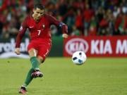 Bóng đá - Tin nhanh Euro 16/6: Ronaldo bị chế giễu vì đá phạt tệ