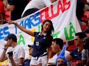 Bóng đá - Phát sốt với đội hình mỹ nhân EURO 2016