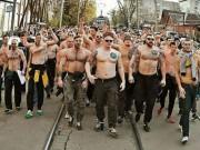 """Bóng đá - Bóng đá Nga """"xuất khẩu"""" thế hệ hooligan mới?"""