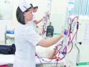 Sức khỏe đời sống - Lần đầu tiên chạy thận nhân tạo ở trạm y tế