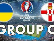 Bóng đá - TRỰC TIẾP Ukraine - Bắc Ailen: 3 điểm đầu tiên