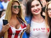 Thời trang - Cân đo độ nóng bỏng của fan Euro và Copa America 2016
