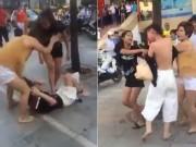 An ninh Xã hội - Người đàn bà đánh ghen trước Big C đối mặt nhiều tội danh
