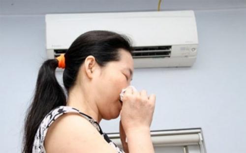 Nghiên cứu cho thấy ngồi trong môi trường điều hòa quá lâu có nguy cơ mắc các bệnh hô hấp gấp 2,5 lần