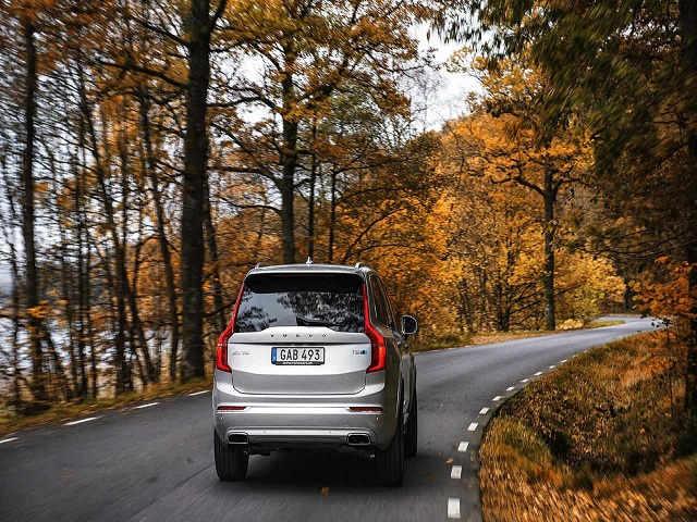 Ra mắt phiên bản Volvo XC90 Polestar mạnh mẽ