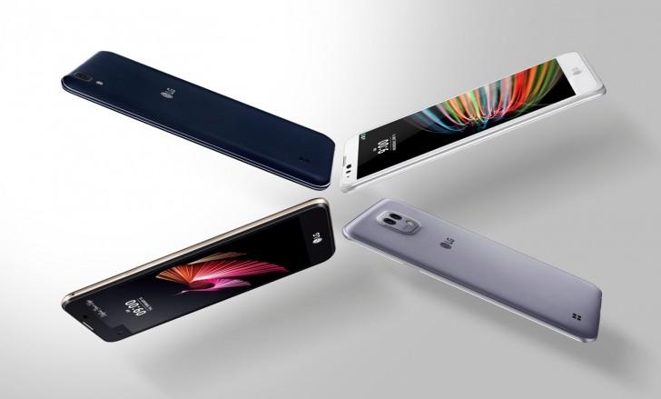 LG X Mach màn hình 2K, điểm ảnh 1.55μm sắp ra mắt
