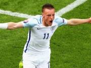 Bóng đá - Sau trận Anh - Xứ Wales: Vardy hào hứng, Bale tự hào