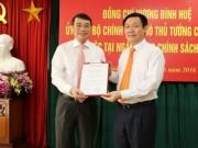 Tài chính - Bất động sản - Ông Lê Minh Hưng kiêm giữ chức Chủ tịch Ngân hàng Chính sách XH