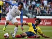 Bóng đá - Mỹ - Ecuador: Bão tố hiệp 2