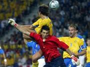 """Bóng đá - Italia – Thụy Điển: 12 năm và """"mối thù"""" khó gột rửa"""