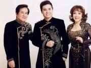 Sao ngoại-sao nội - Nghệ sĩ cải lương Hoài Thanh đau lòng khi con trai theo nhạc trẻ