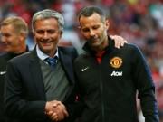 """Bóng đá - Mourinho đẩy Giggs khỏi MU vì sợ bị """"đâm lén"""""""