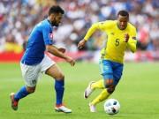 Bóng đá - Chi tiết Italia - Thụy Điển: Quá muộn để cứu vãn (KT)