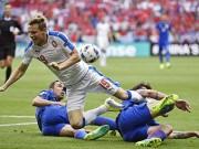 Bóng đá - Chi tiết CH Séc – Croatia: Sai lầm khó tha (KT)