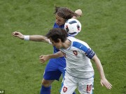 Bóng đá - CH Séc – Croatia: Ác mộng thời khắc bù giờ