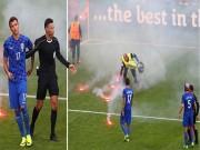 """Bóng đá - Hooligan làm loạn, Rakitic sợ Croatia bị """"mời"""" về nước"""
