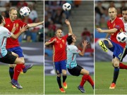 Bóng đá - ĐT TBN: Iniesta hay nhất dù không kiến tạo, ghi bàn