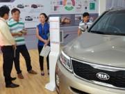 Thị trường - Tiêu dùng - Ùn ùn nhập ô tô giá rẻ từ Ấn Độ