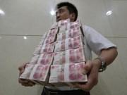 Tài chính - Bất động sản - Trung Quốc: Nợ cao hơn gấp đôi GDP