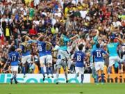 Bóng đá - Ảnh đẹp Euro 18/6: Ý, Tây Ban Nha mở hội trên đất Pháp