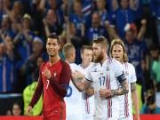 Bóng đá - Ronaldo và 10 lần đánh mất hình tượng trên sân