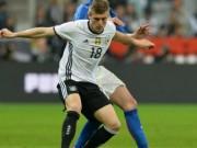 """Bóng đá - Tin nhanh Euro 18/6: Kroos là """"chân chuyền"""" số 1 ở Euro"""