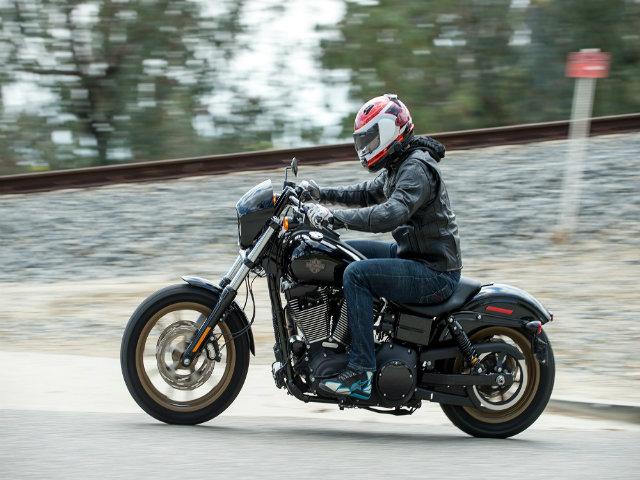 Harley-Davidson Low Rider S: Xe lớn cho các tay lái nhỏ con