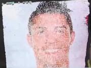 Bóng đá - Euro: Kỳ lạ chiếc áo biến hình Ronaldo giá 1 triệu đồng